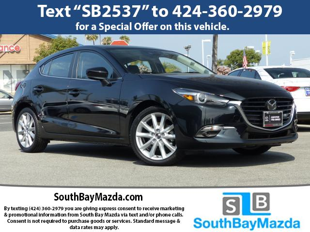 New 2017 Mazda3 5-Door Grand Touring Auto