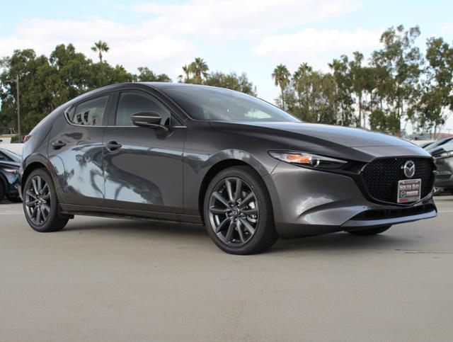 New 2020 MAZDA MAZDA3 Hatchback AWD Auto