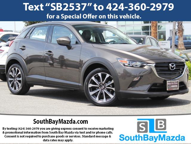 Certified Pre-Owned 2019 Mazda CX-3 Touring FWD