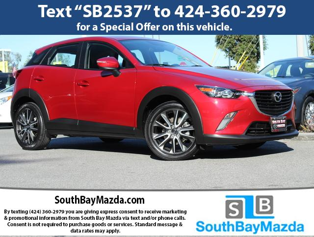 Certified Pre-Owned 2017 Mazda CX-3 Touring AWD