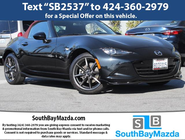 Certified Pre-Owned 2018 Mazda MX-5 Miata Club Manual