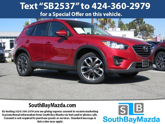 New 2016 Mazda CX-5 AWD 4dr Auto Grand Touring