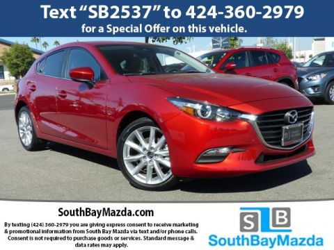 New 2017 Mazda3 5-Door Touring Auto