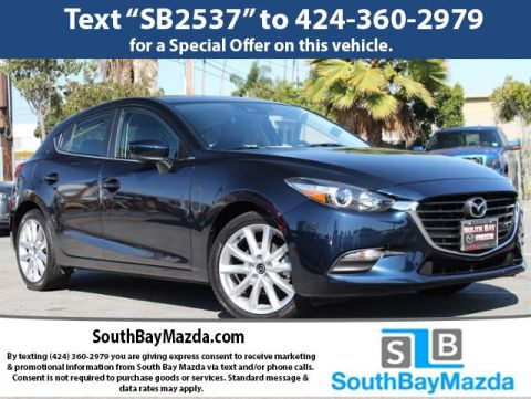 Certified Pre-Owned 2017 Mazda3 5-Door Touring Auto
