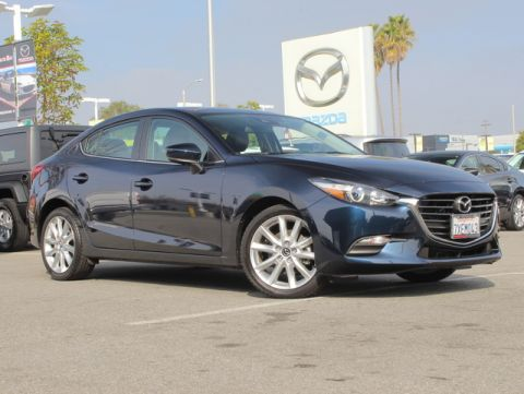 Certified Pre-Owned 2017 MAZDA Mazda3 Touring
