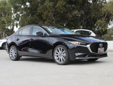 New 2020 MAZDA MAZDA3 Sedan FWD w/Preferred Pkg