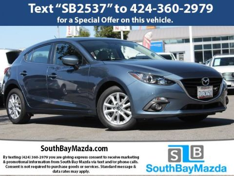 Certified Pre-Owned 2016 Mazda3 5dr HB Auto i Touring