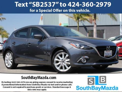 Certified Pre-Owned 2016 Mazda3 5dr HB Auto s Grand Touring