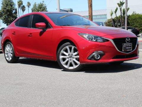 Certified Pre-Owned 2016 MAZDA Mazda3 4dr Sdn Auto s Touring
