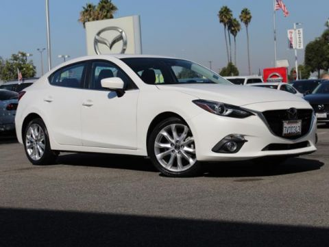 Certified Pre-Owned 2016 MAZDA Mazda3 4dr Sdn Auto s Grand Touring