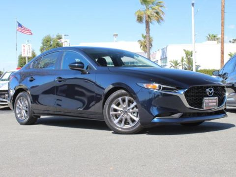 Certified Pre-Owned 2019 MAZDA MAZDA3 Sedan FWD