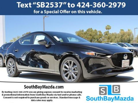 New 2019 Mazda3 5-Door Base