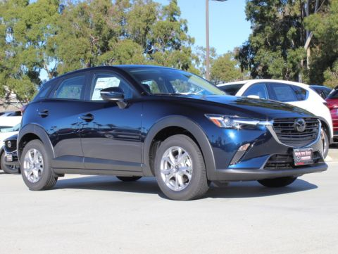 New 2020 MAZDA CX-3 Sport FWD
