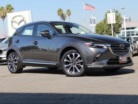Certified Pre-Owned 2019 MAZDA CX-3 Grand Touring FWD