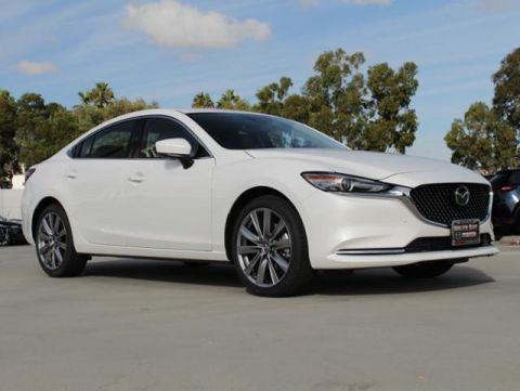 New 2020 MAZDA Mazda6 Grand Touring Reserve Auto