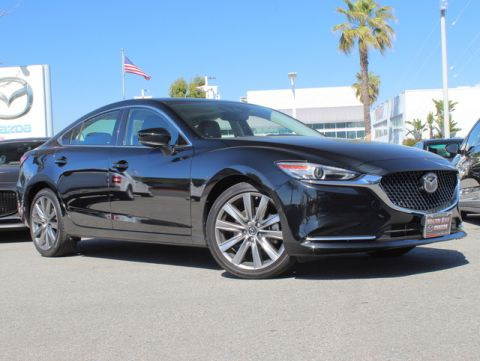 Certified Pre-Owned 2019 MAZDA Mazda6 Grand Touring Reserve Auto