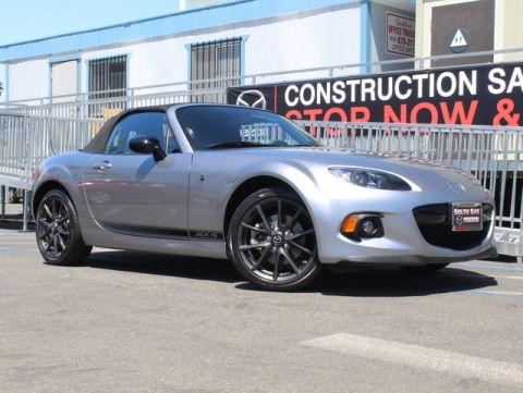 Pre-Owned 2014 MAZDA MX-5 Miata 2dr Conv Auto Club