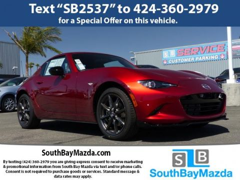 New 2018 Mazda Miata RF Club