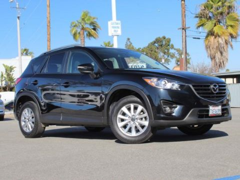 Certified Pre-Owned 2016 MAZDA CX-5 FWD 4dr Auto Touring