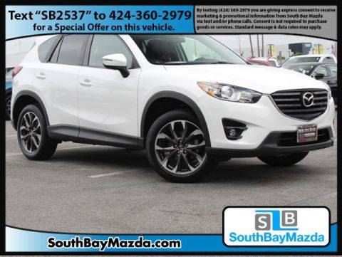 Certified Pre-Owned 2016 Mazda CX-5 FWD 4dr Auto Grand Touring