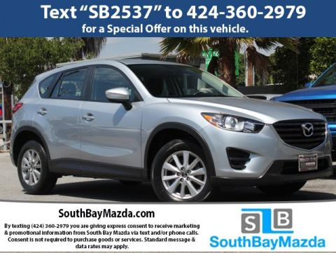 Certified Pre-Owned 2016 Mazda CX-5 AWD 4dr Auto Sport