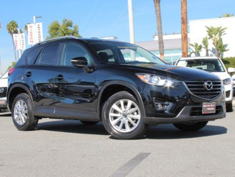 Certified Pre-Owned 2016 MAZDA CX-5 AWD 4dr Auto Touring