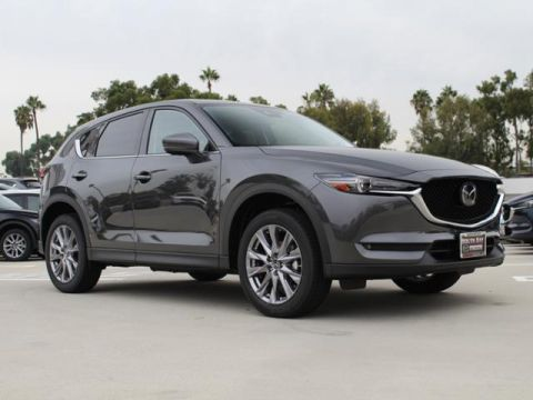 New 2020 MAZDA CX-5 Grand Touring FWD