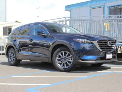 Certified Pre-Owned 2019 MAZDA CX-9 Sport FWD