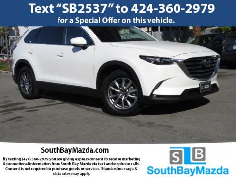 Certified Pre-Owned 2016 Mazda CX-9 AWD 4dr Touring