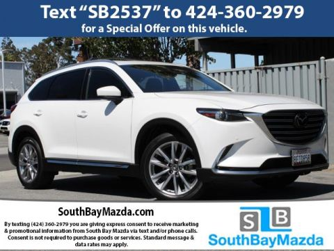 Certified Pre-Owned 2018 Mazda CX-9 Grand Touring AWD