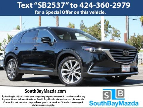 Certified Pre-Owned 2016 Mazda CX-9 AWD 4dr Grand Touring